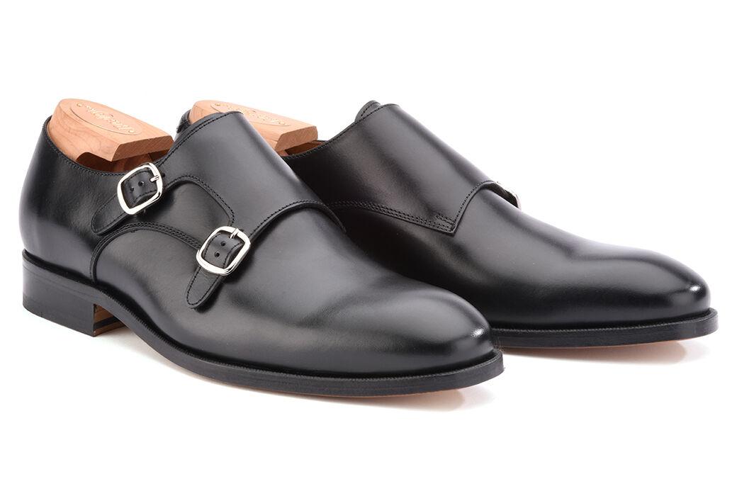 Chaussures à boucles Chigwell Noir | Bexley
