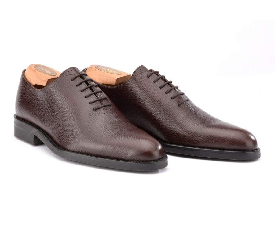 Peter gomme city Chocolate grained Leather