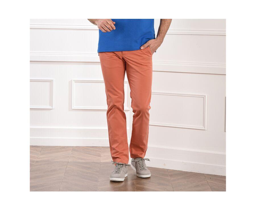 Pantalon chino homme Goyave - KYRK