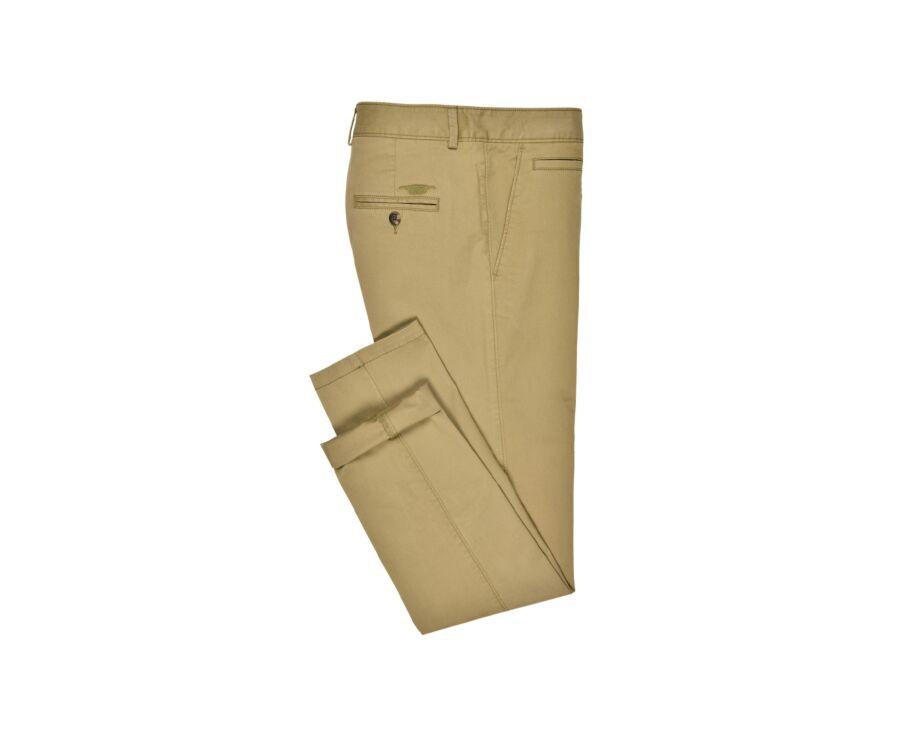 Pantalon chino homme Kaki Clair II - KYRK