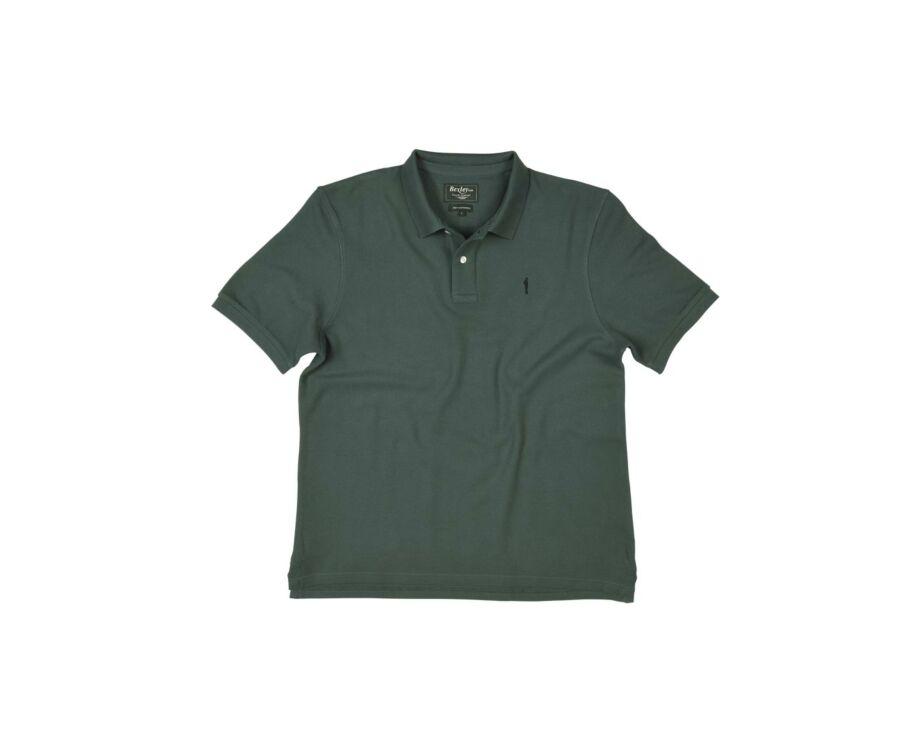Polo Vert Sapin homme - GARETH