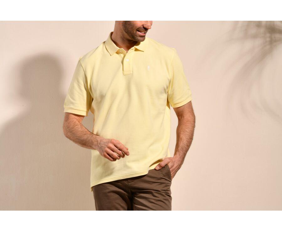 Gareth Pale Yellow