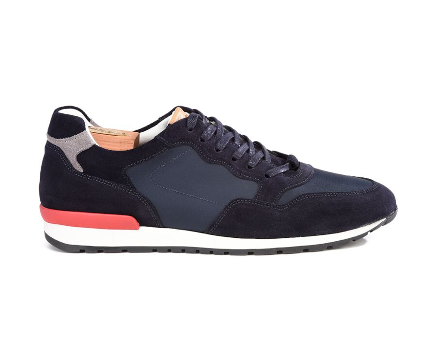 Sneakers homme Navy - CANBERRA