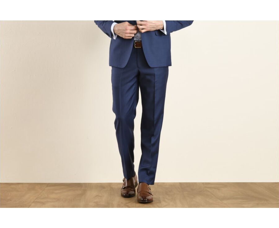 Lazare Trousers Deep Blue