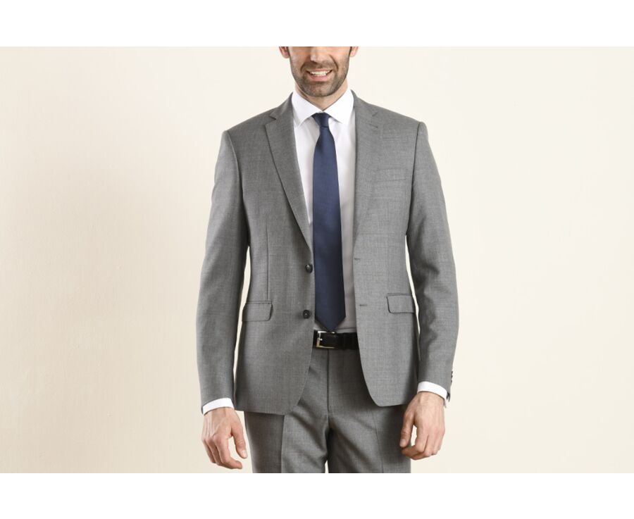 Lazare Blazer Light Grey