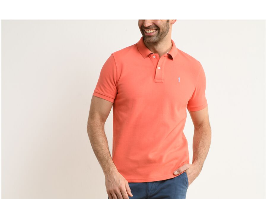 Polo Corail homme - ANDY II
