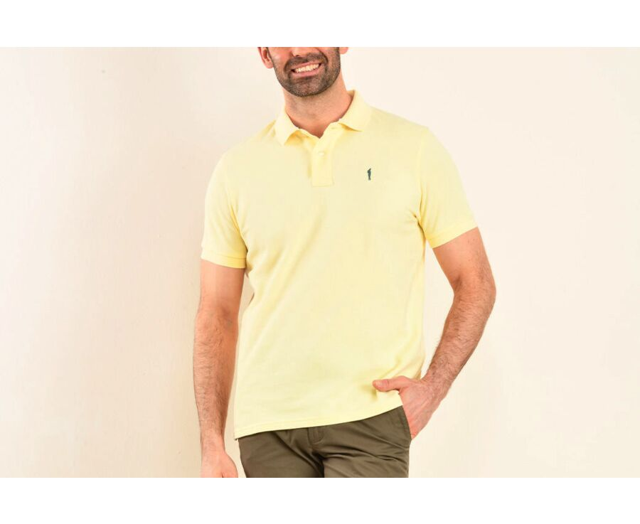 Andy II Pale Yellow