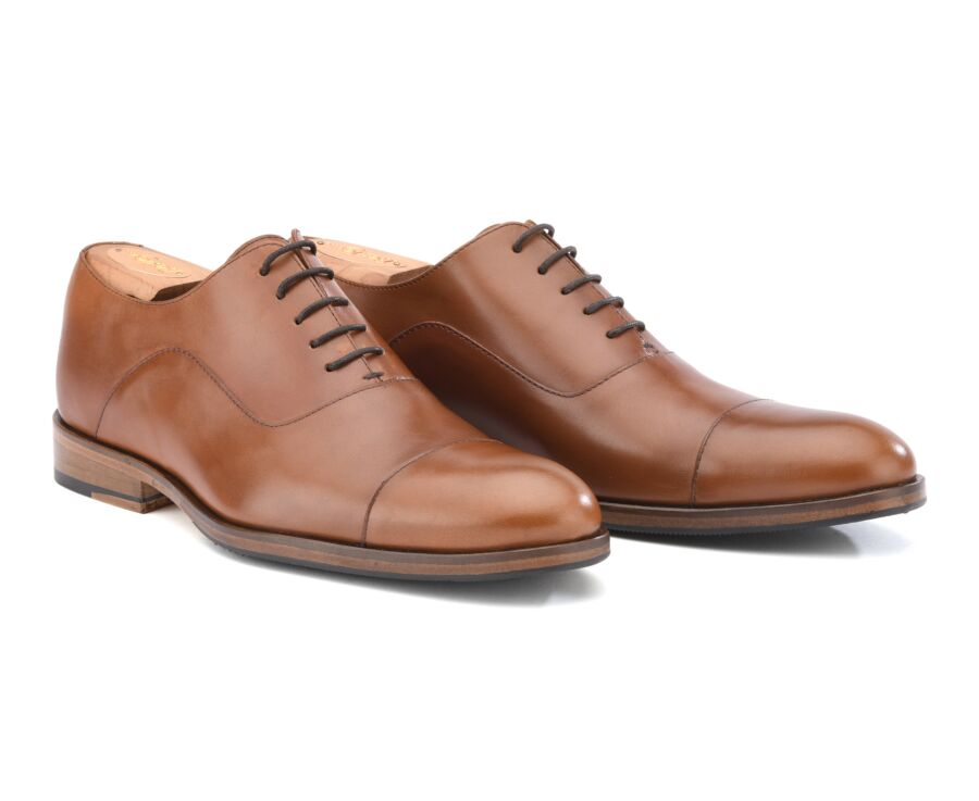 Brackley Patin Brown cognac