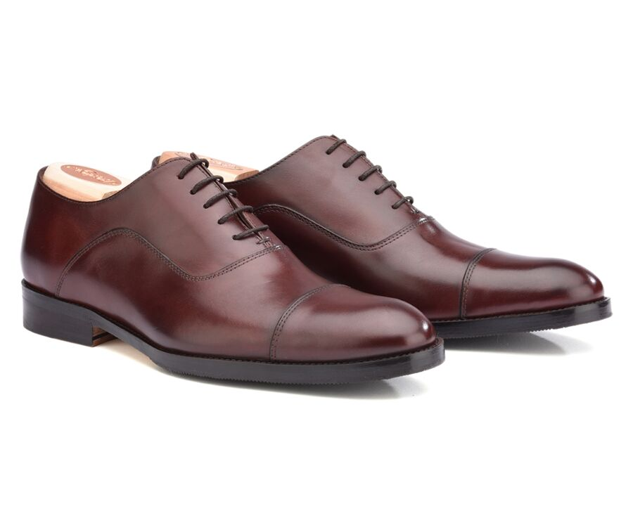 Brackley Patin Burgundy