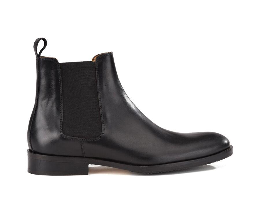 Chelsea boots homme Noir - DAWSON II PATIN