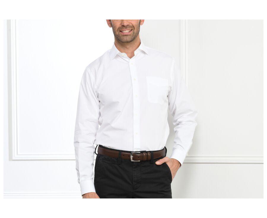 Alberto II Classic White