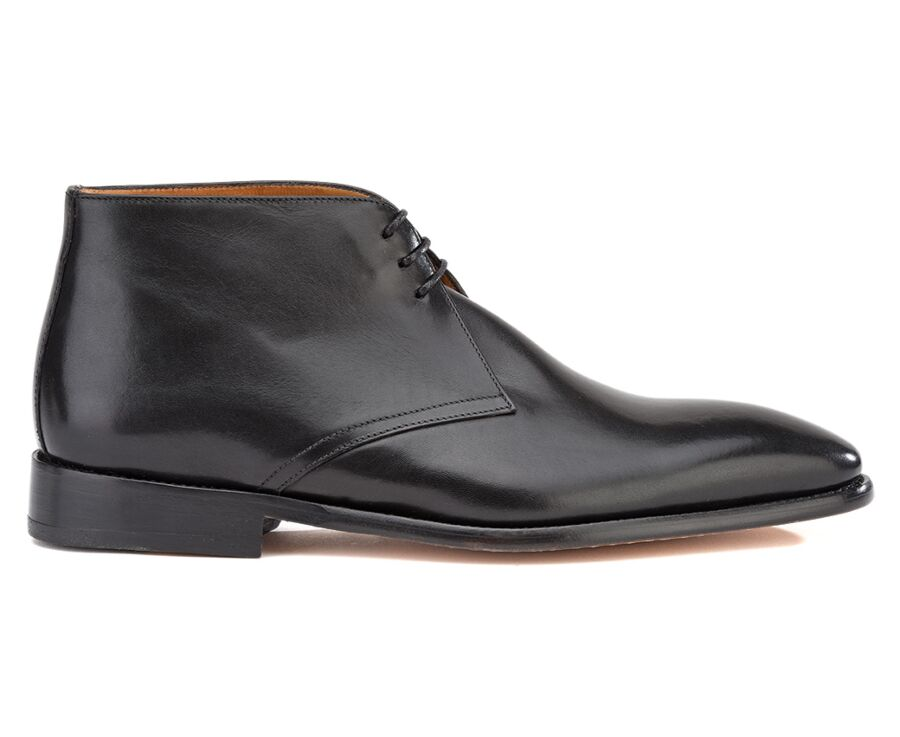 Chukka boots homme Noir - CAMDEN II