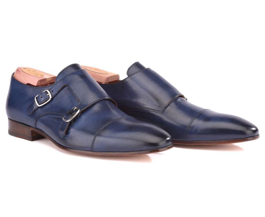 Cerentino bleu patiné