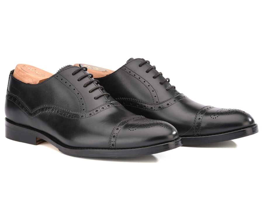 Hilcott Patin Black