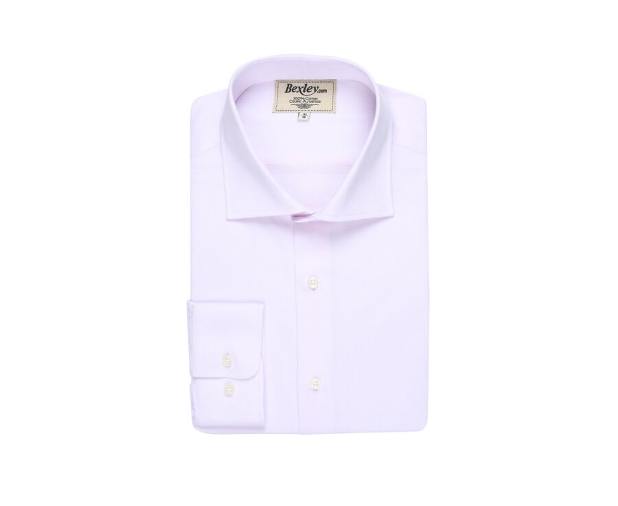 Ernesto Light Pink and White