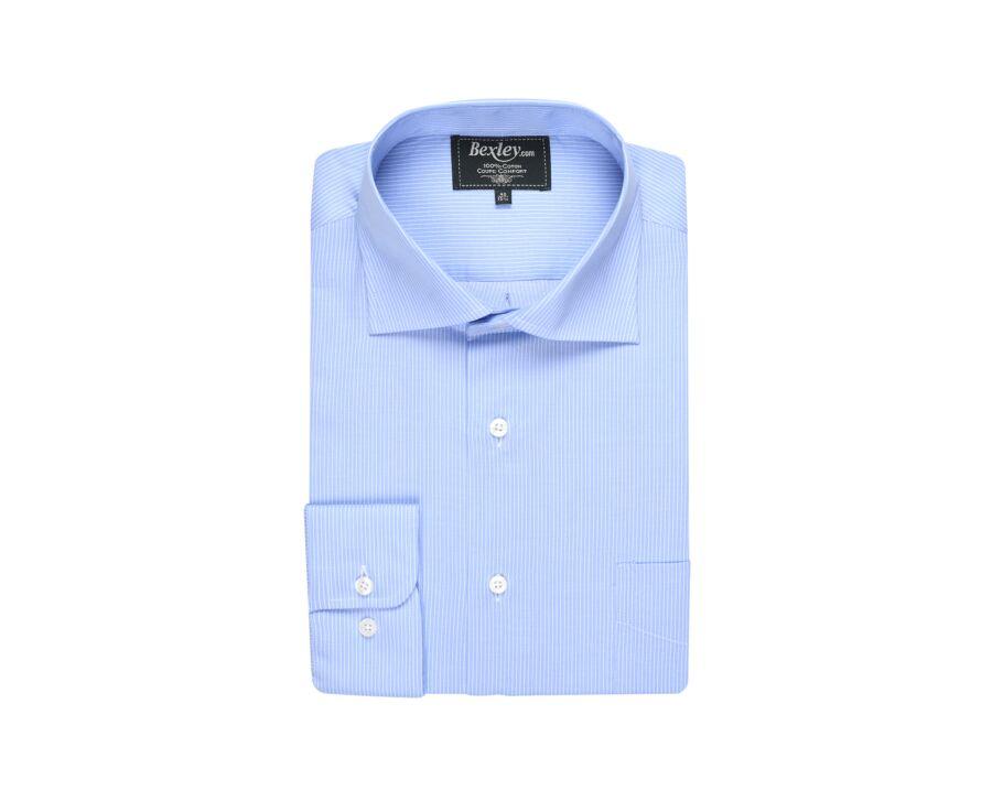 Serafino Blue and White