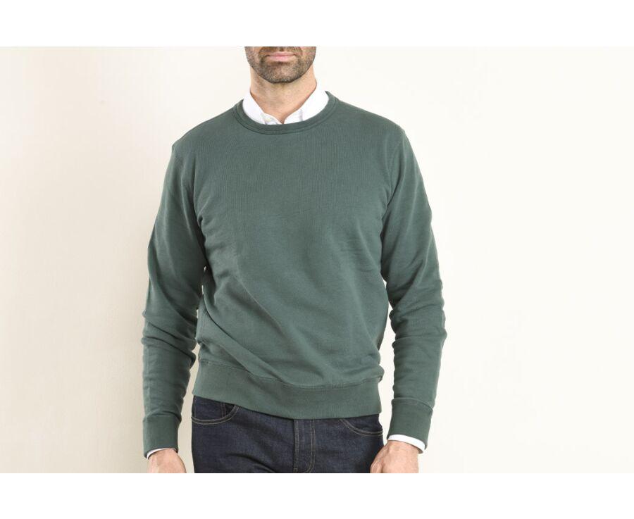 Alfford Sweatshirt Dark Green