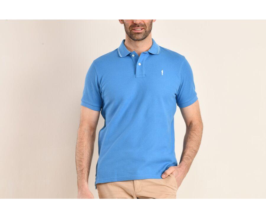 Polo Bleu Français homme - RYDGE