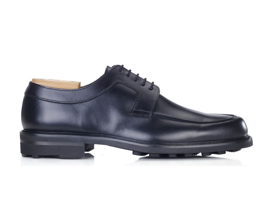 Derby homme Noir - HUDSON GOMME COUNTRY