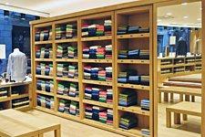 Boutique Bexley Nantes Intérieur