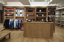 Boutique Bexley Aix-en-Provence caisse