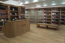 Boutique Bexley Aix-en-Provence intérieur