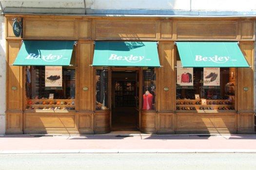 Boutique Bexley Annecy vitrine