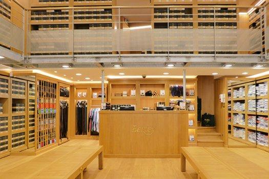 Boutique Bexley lyon Childebert intérieur