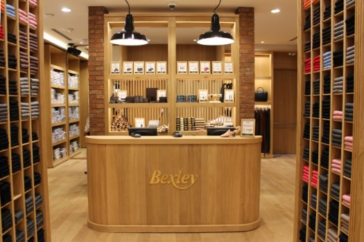 Boutique Bexley Lyon Roosevelt étagères
