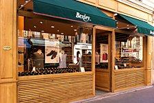 Boutique Bexley Paris Boétie vitrine