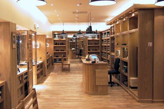 Boutique Bexley Paris Palais des Congrès caisse