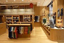 Boutique Bexley Toulouse intérieur