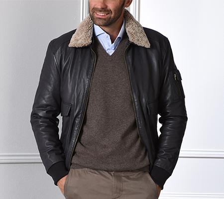 size jacket for men