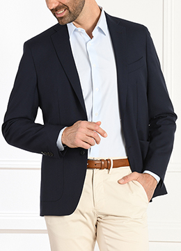 size leopold blazer for man