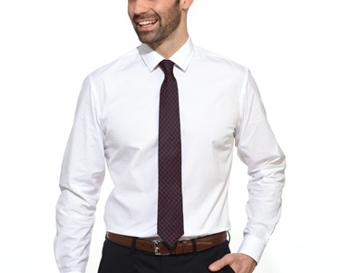 taille chemise slim homme