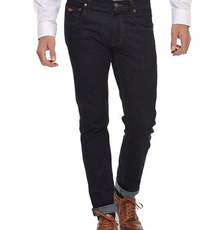 taille jean slim homme