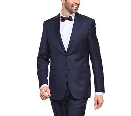 taille veste costume ajusté