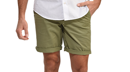 Standard fit bermuda short Bexley