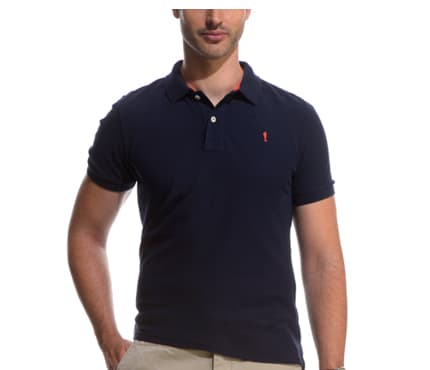 Adjusted fit Polo Short sleeves Bexley