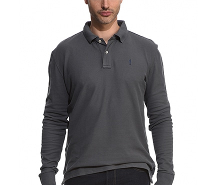 Adjusted fit Polo Long sleeves Bexley