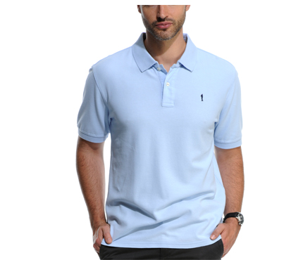 Polo homme coupe confort manches courtes Bexley