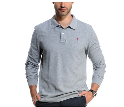 Comfort fit Polo Long sleeves Bexley