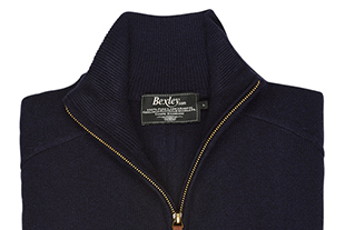 Zip Cardigan for men Bexley