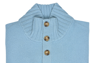 Buttoned Collar pullover Bexley