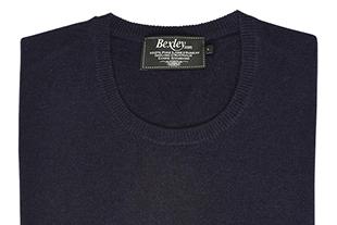 Round collar pullover Bexley