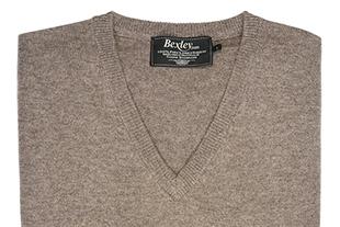 V Collar Pullover Bexley