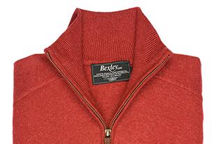 Zip Collar pullover Bexley