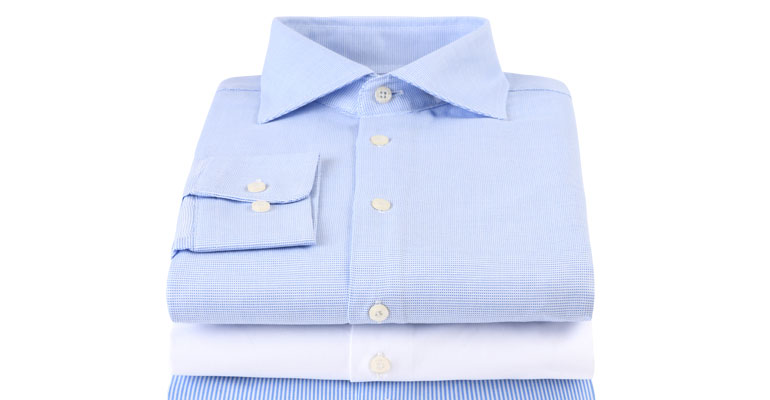 Chemises coton homme