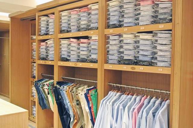 Boutique Bexley Nantes Chemises