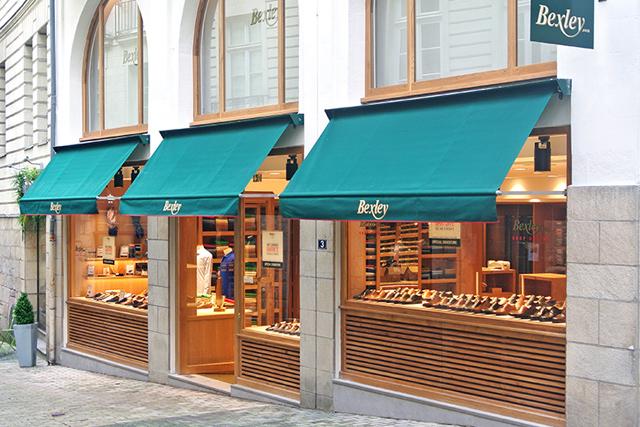 Boutique Bexley Nantes Vitrine